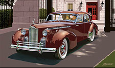 1940 Packard Darrin Dutch Treat