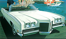 1971 Catalina Classic Car Art