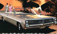 1964 Bonneville Car Art - Barbados Sunset