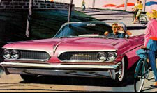 1959 Catalina Pink Car ad