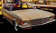 1971 Commodore - Lugano Golf Club