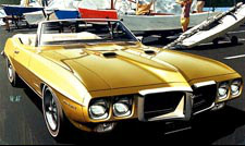 1969 Firebird 400 - Sailors, IHYC