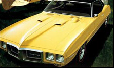 1969 Firebird 400 - Yellow Birds