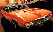 1969 Firebird 400 - Surfers