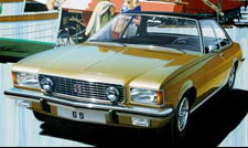 1973 Commodore GS - Quai d'Antibes