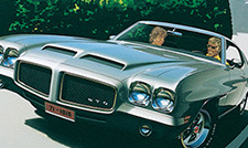 1971 GTO - Road to Eze II