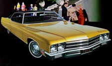 1971 Buick - Longchamps Clubhouse