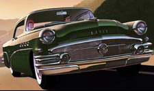 1956 Roadmaster - More Zoom