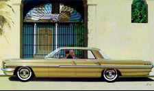 1962 Star Chief Car Ad - Iron Gate