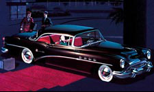 1954 Roadmaster - Red Carpet Treatment