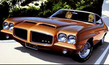 1971 GTO - Road to Eze IV