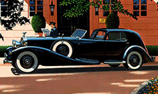 1933 Rolls Royce - The Waiting Game