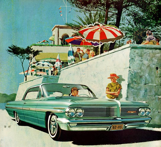 1962 Bonneville Estoril Beach Club