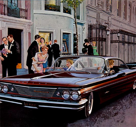1960 Bonneville Manhattan Gallery