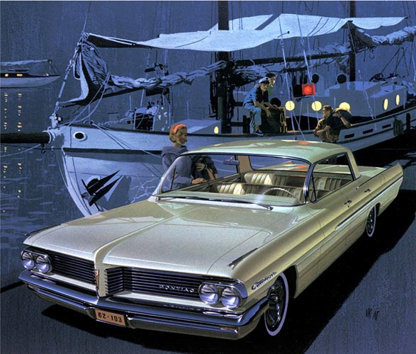 1962 Catalina Weekend's End