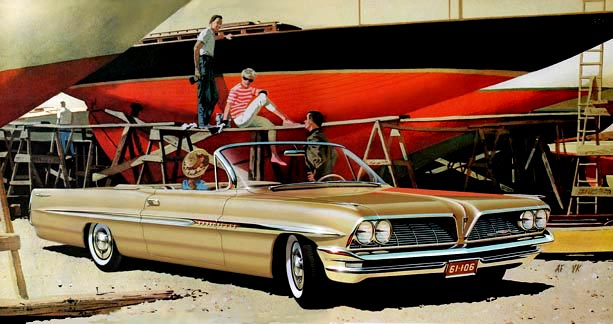 1961 Bonneville Dreamboats