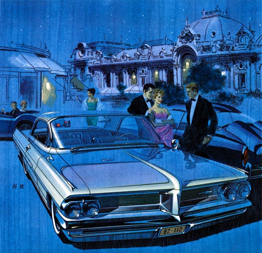 1962 Grand Prix Casino Night