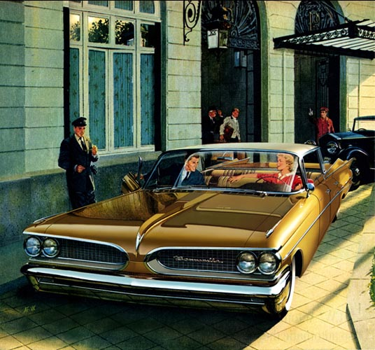 1959 Bonneville Ritz Madrid