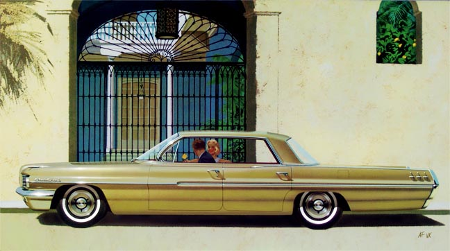 1962 Star Chief Iron Gate